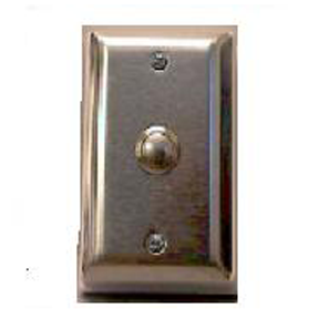 20118M-E | Stainless Steel Wall Mount Push Button