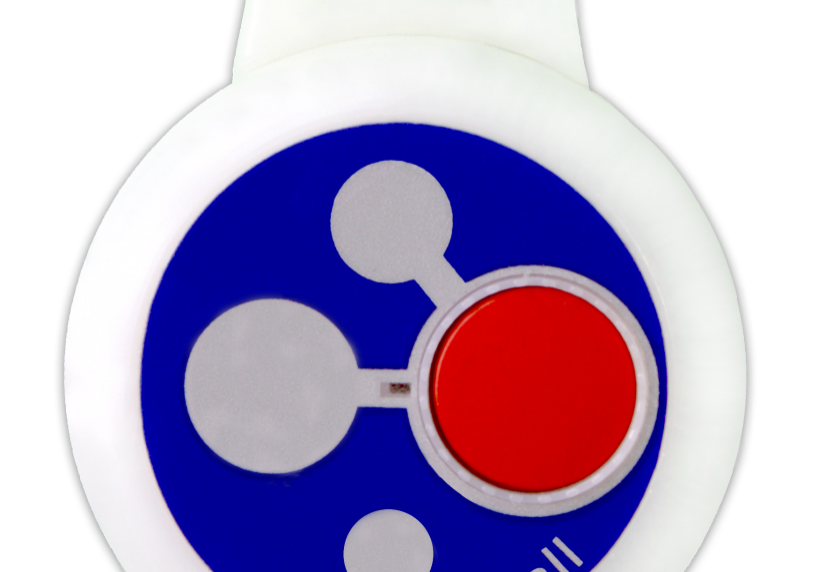 60007 | One Button Round Tag