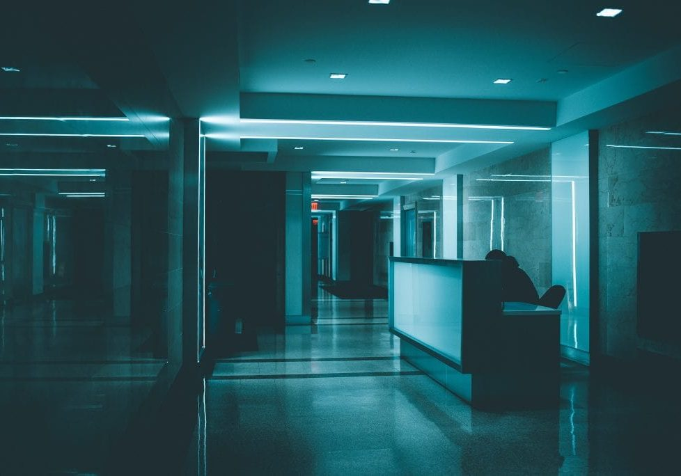 Night security in healthcare